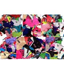 new wholesale lot 12 women bikini assorted thongs cheeky panties underwear