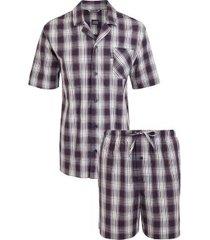 jockey short pyjama woven 3xl-6xl * gratis verzending *