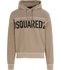 dsquared2 2 tone hoodie