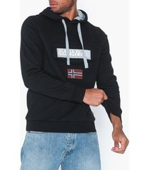 napapijri burgee 2 tröjor black