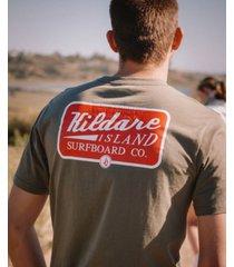 volcom x outer banks kildare men's short sleeve t-shirt