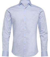 farrell 5 overhemd business blauw tiger of sweden