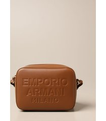 emporio armani crossbody bags emporio armani bag in synthetic leather