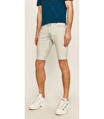 tommy hilfiger - szorty jeansowe x lewis hamilton