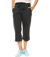 pantalón negro topper japones retro