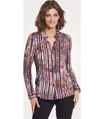 blouse mona berry::paars