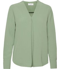 kasia blouse lange mouwen groen tiger of sweden