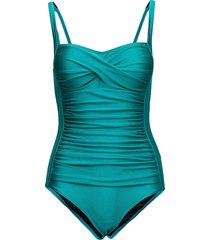 argentina swimsuit baddräkt badkläder blå missya