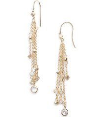 women's kendra scott wilman chain earrings