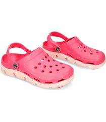 chanclas palo de rosa sandak flipper mujer