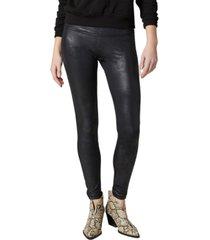 jag women's faux leather leggings