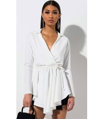 akira the best fit long sleeved mini dress