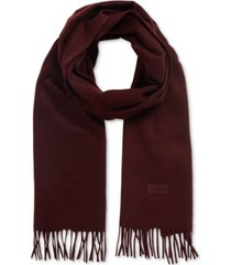 boss men's t-scottas scarf