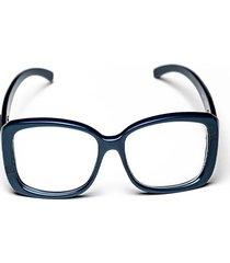 armação  azul escuro franci  -wink