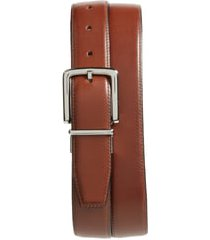 men's cole haan reversible leather belt
