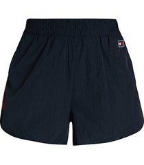 pull-on nylon shorts