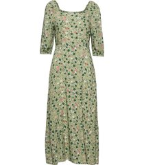 bymmjoella smock dress - dresses everyday dresses grön b.young