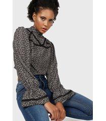 blusa glamorous multicolor - calce regular