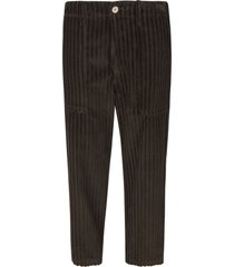 jejia ribbed trousers