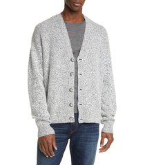 men's john elliott bavel oversize cardigan sweater