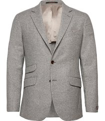 fishb jacket blazer colbert grijs morris