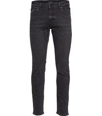 jeff pass black slimmade jeans svart just junkies