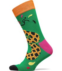 tropical snake sock underwear socks regular socks grön happy socks