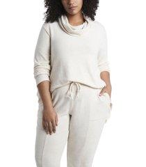1.state women's plus size cowl neck tunic