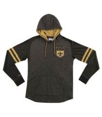 mitchell & ness men's new orleans saints lightweight hoodie 2