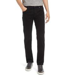 men's dl1961 men's nick slim fit jeans, size 38 x 30 - black