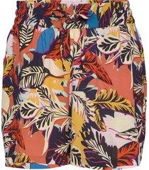 carluxlou shorts aop shorts flowy shorts/casual shorts multi/mönstrad only carmakoma