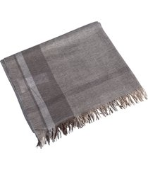 fabiana filippi fringed edges scarf