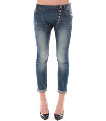 7/8 jeans dress code jean remixx bleu delavé rx860