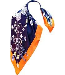 pañuelo mariposa azul viva felicia