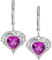 women's earrings in sterling silver