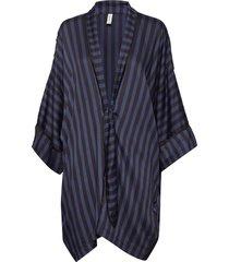 amanda kimono kimonos blå underprotection