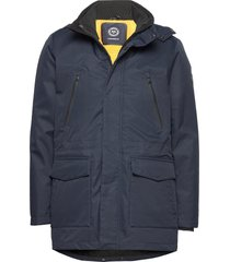 technical 3-in-1 jacket parka jas blauw lindbergh