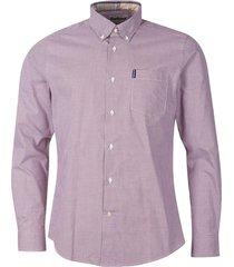 gingham 23 tailored shirt