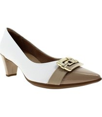 zapatos para mujer marca piccadilly piccadilly - blanco