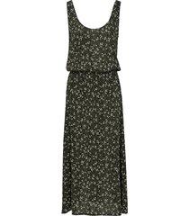 maxiklänning poppli dress