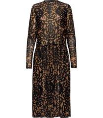 dress knälång klänning svart sofie schnoor