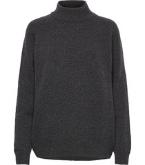 flyndre knit sweater turtleneck coltrui grijs holzweiler