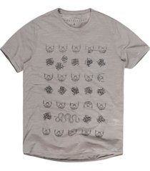 448352cf35ed7 Camisetas - Masculino - Militar - Preto - 45 produtos com até 68.0 ...