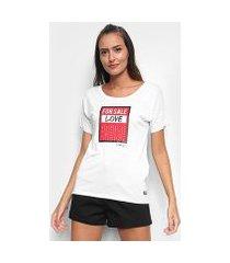 camiseta onbongo alongada for sale feminina