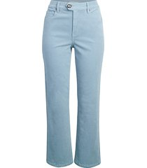 joie women's maza cropped corduroy pants - rose - size 00