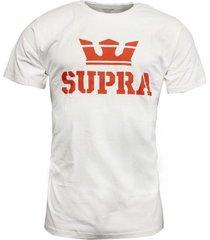 t-shirt korte mouw supra -