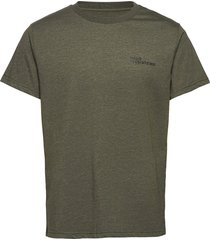 halo 50/50 tee t-shirts short-sleeved grön halo