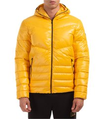 men's outerwear down jacket blouson hood