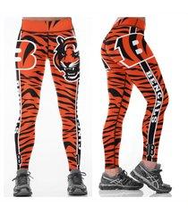 bengals leggings - #18 women fan gear - higher quality - nfl cincinnatti bengals
