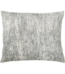 donna karan new york luna pleated tie dye accent pillow